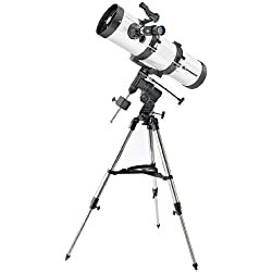 Bresser Telescope Newtonian 130/650 EQ3 with mount and tripod