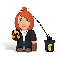 Professional Usb Avvocato Donna, Simpatiche Chiavette USB Flash Drive 2.0 Memory Stick Archiviazione Dati, Portachiavi, (Novità Collezione Sole)
