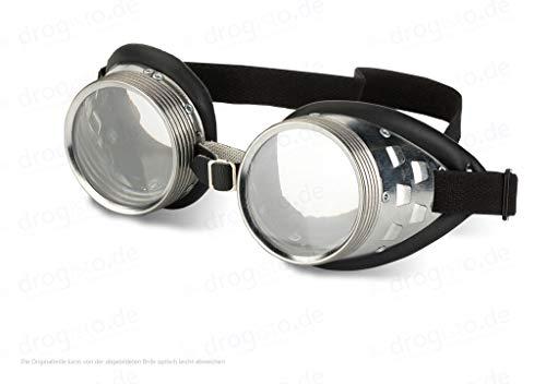 ORIGINAL Rauschbrillen - die Drogenbrille vermittelt Bilder, die Wahrnehmung, Gefühlserleben und körperliche Reaktion eines starken Drogenrausches nahe kommen