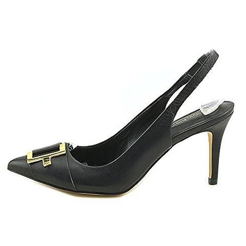 Calvin Klein , Escarpins pour femme - noir - noir,