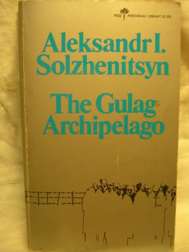 The Gulag Archipelago 1918