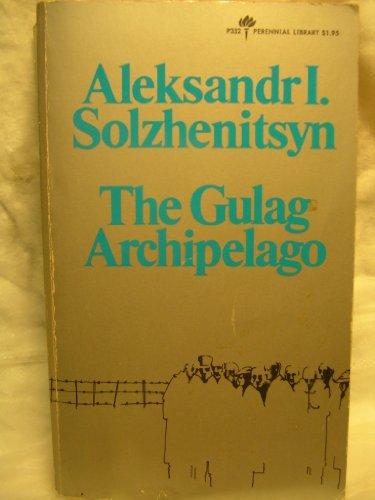 The Gulag Archipelago 1918