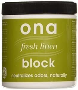 Ona Blocks - Natural Odor Neutralizer 175g Fresh Linen