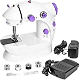 E-Ware Multi Electric Mini 4 in 1 Desktop Functional Household Sewing Machine