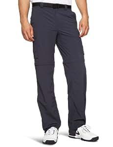 Columbia Herren Hose Silver Ridge Convertible Pants, Abyss, 30, AM8004-439-30-L32