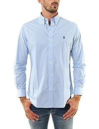 Polo Ralph Lauren A04wersmc0109, Chemises Décontractées Homme