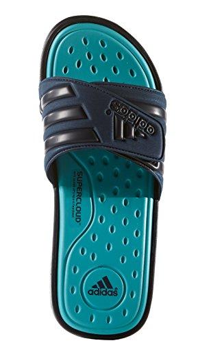 adidas Adissage SC, MINBLU/NTNAVY/SHOGRN, 15