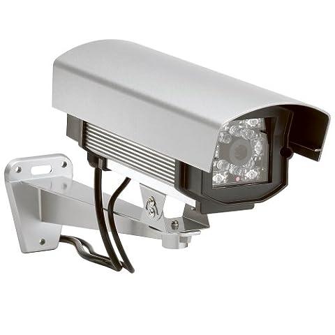 Friedland Response CA5 Professional Heavy Duty Wired Colour CCTV Camera Kit