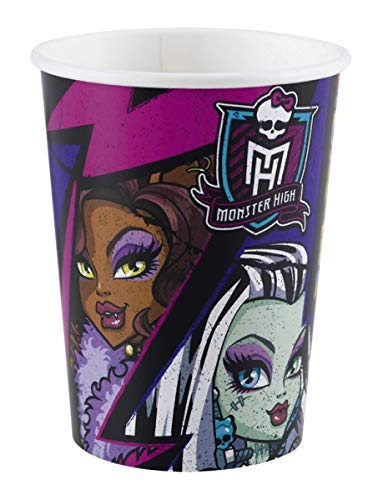 Amscan International New Monster High Becher