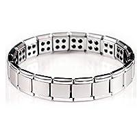 Tolle Herren Armband magnetisch von Select für Arthritis Schmerzlinderung Hilfe Armband Titan preisvergleich bei billige-tabletten.eu