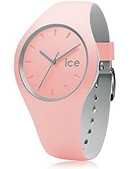 Ice-Watch Duo Winter Montre Homme Analogique Chronomètre avec Bracelet en Silicone – 012971
