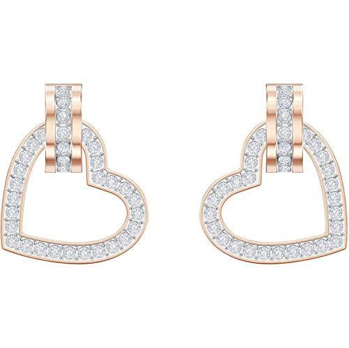 Swarovski orecchini a perno donna acciaio_inossidabile - 5466720