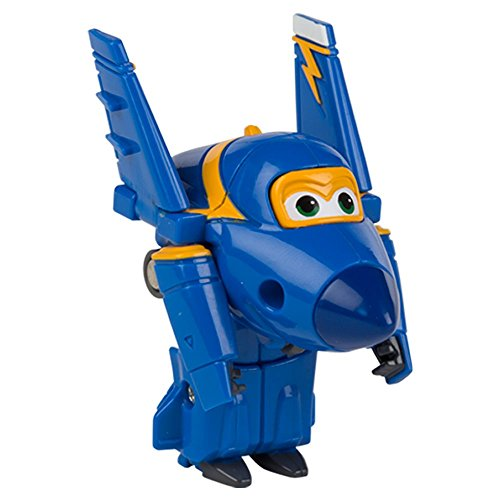 Super Wings - Jerome personaje transformable Super Wings (ColorBaby 75863)