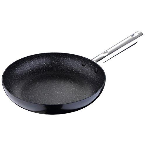 Renberg Essential Steel – Poêle, Ø 20 cm, Couleur Noir