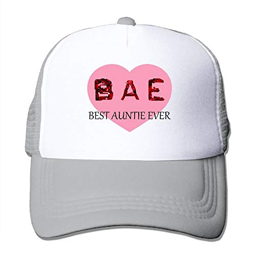 Auntie Ever Funny Women's Breathable Mesh Cap Classic Trucker Hat