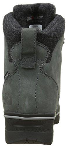 The North Face M Ballard Duck Boot, Bottes mi-hauteur avec doublure chaude homme Mehrfarbig (Dkshdwgy/Prsnbl Nsg)