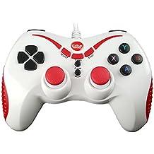 OOFAY Gamepad Inalámbrico Bluetooth Game Controller Para Teléfono Android/Apple IOS Móvil/Windows Computadora/Plana,White