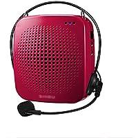 Loudspeakertu Altavoz Altavoz Little Bee Altavoz portátil Bluetooth de Alta Potencia dedicado megáfono inalámbrico (Color : A)