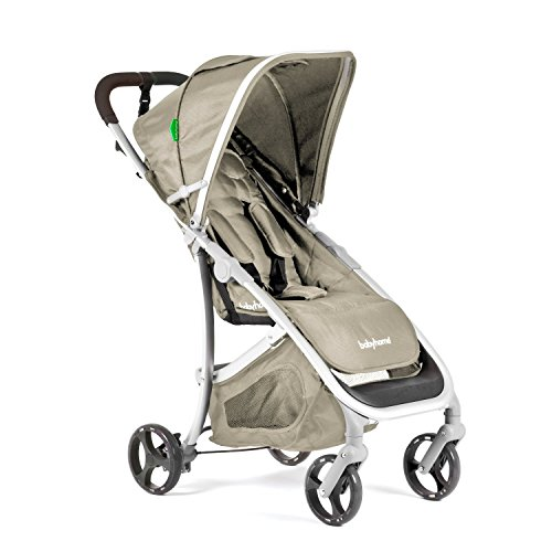 Babyhome Emotion - Silla de paseo, color arena