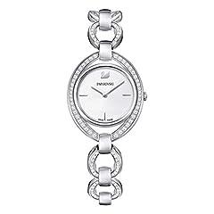 Idea Regalo - Swarovski Orologio Quarzo con Cinturino in Acciaio Inox 5376815