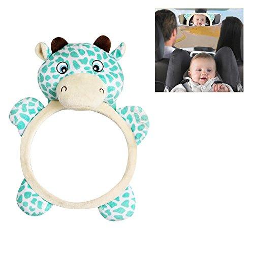 Baby Infant Kleinkind große Größe Auto Rücksitz Spiegel mit Reflection zu tun und Cute Cartoon Cover
