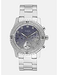 Guess Blue Dial Multi-function Women's Watch-W0774L6
