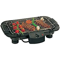 Electrical Grill by Geepas, 2000 Watts, Black