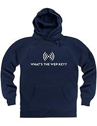 What's The WEP Key Hoodie, Herren