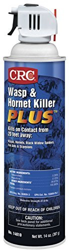 crc-14010-wasp-hornet-killer-plus-insecticide-14-ounce-clear-liquid-by-crc