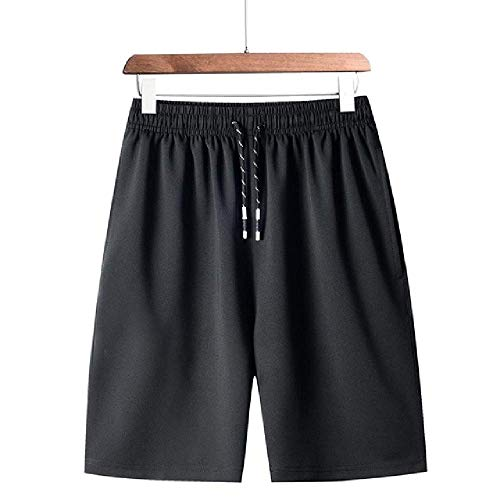 GERPY Badestrand-Boardshorts für Herren, lose, dünne Hosen, großer Badeanzug für Männer