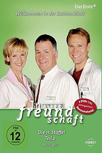 In aller Freundschaft - Die 11. Staffel, Teil 2, 18 Folgen [5 DVDs]