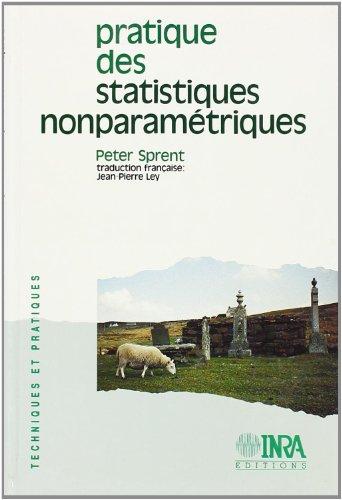 Pratique des statistiques non paramétriques