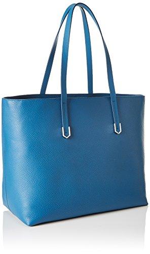 HUGO Damen Nadalia-r 10195833 01 Tote, Einheitsgröße Blau (Medium Blue)