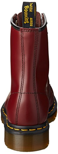 Dr. Martens Original 1460 Bottines Unisexes Rouge (rouge)