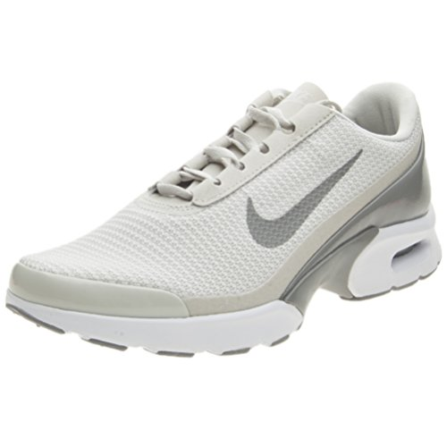 NIKE Women's Air Max Jewell Light Bone/Dust White Running Shoe 8.5 Women US (Lady Jordan Schuhe)
