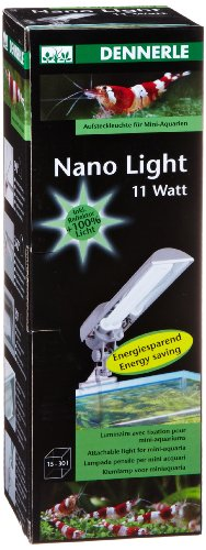 Dennerle 7004080 Nano Light 11 W -