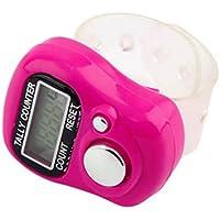 sungpunet conveniente Mini electrónico digital contador dedo anillo Golf marcador de punto de dígitos LCD Contador