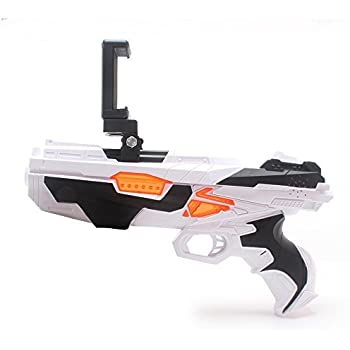 4a227c1392e6 Xplorer Xcalibur Augmented Reality AR Game Gun with Bluetooth for IOS and  Android Smartphones