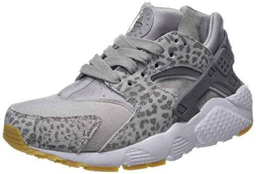 best cheap 65028 08d92 Nike Huarache Run Se (GS), Chaussures de Running Compétition Femme,  Multicolore (