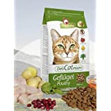GranataPet Cat DeliCatessen Geflügel Adult, 1er Pack (1 x 2000 g)