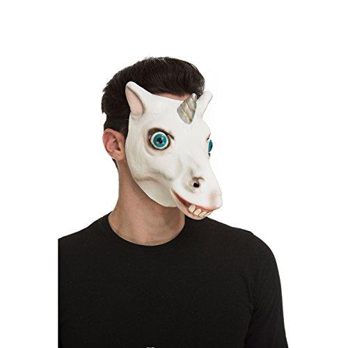 Einhorn Wicked Kostüm - viving Kostüme viving costumes204685Einhorn Maske (One Size)