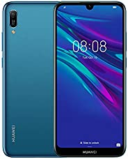 Huawei Y6 Prime 2019 6.09 inch FullView Dewdrop Display Smartphone with Dual Camera, 2GB+32GB, Android 9.0 Sim-Free, Sapphir