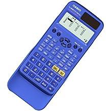 Casio fx-85spxii-bu-s-eh–Wissenschaftlicher Taschenrechner, 13,8x 77x 165,5mm, blau