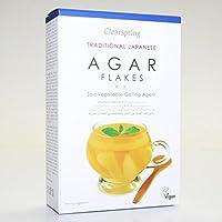 Clearspring | Agar-Agar Flakes Gelling Agent | 2 x 28g
