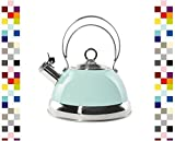 WESCO 340520 Wasserkessel COOKWARE Wesco Flötenkessel Induktion % SALE %, Farben:Mint