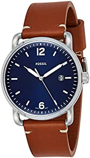 Fossil Mens The Commuter Leather - FS5325