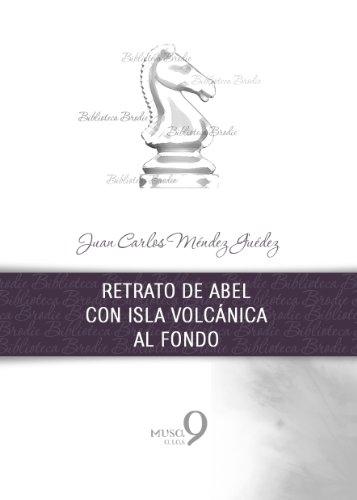 Retrato de Abel con isla volcánica al fondo (Biblioteca Brodie) por Juan Carlos Méndez Guédez