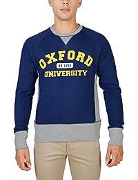 Oxford University - OXFORD-FLEECE-RAGLAN