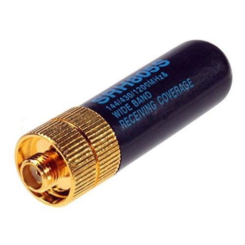 Doradus srh805s 4.5cm large bande femelle 144 / 4301200mhz sma-f couverture antenne de réception Baofeng GT-3 uv-5R bf-888s etc la radio