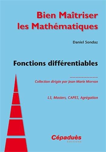 Fonctions diffrentiables - Collection Bien matriser les Mathmatiques